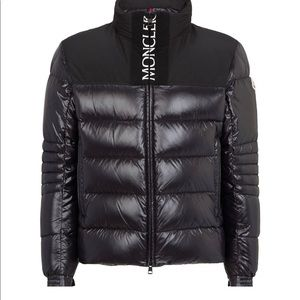 Moncler Bruel down coat regular